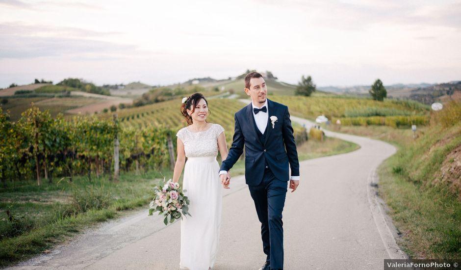 Il matrimonio di Massimo e Piper a Castagnole Monferrato, Asti