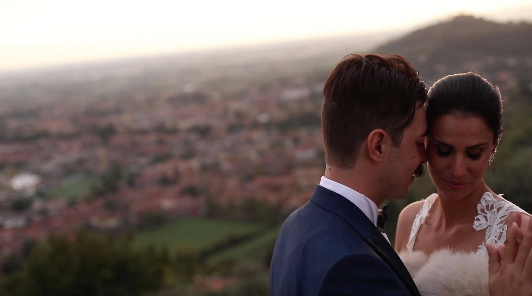 Il matrimonio di Daniele e Mariagrazia a Gussago, Brescia