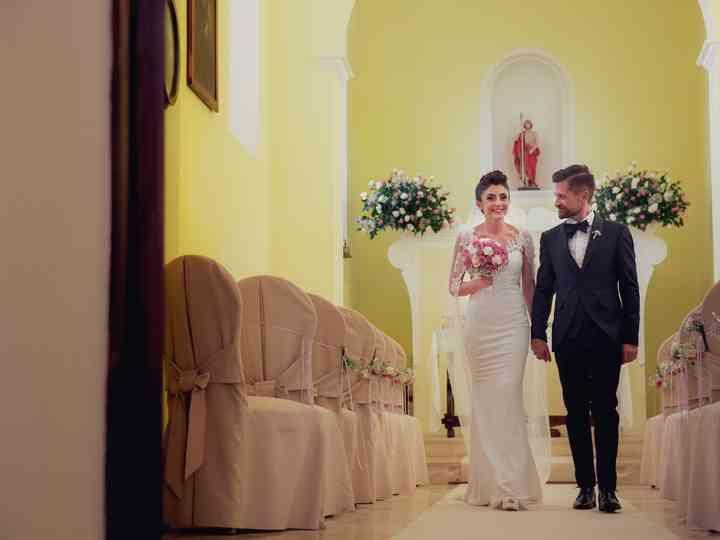 Le nozze di Nunzia e Attilio