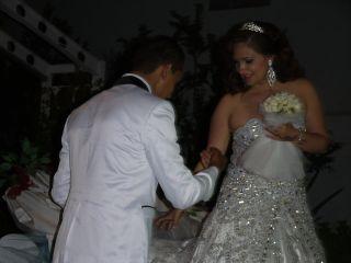 Le nozze di Rached e Cristina 3