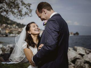Le nozze di Nina e Martin