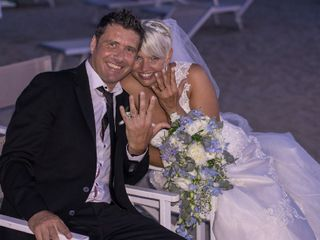 Le nozze di Janine e Gianluca