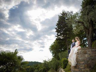 Le nozze di Ambra e Peter