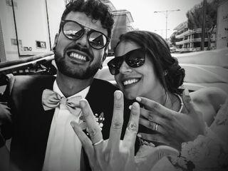Le nozze di Ylenia e Biagio