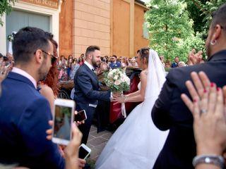 Le nozze di Ele e Fede 2