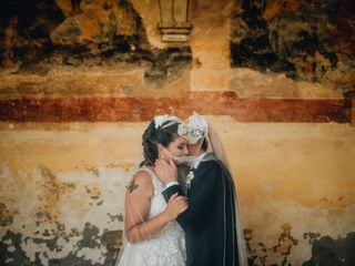 Le nozze di Daniela e Aurelio
