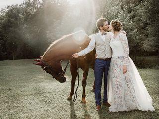Le nozze di Claudia e Samuele