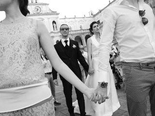 Le nozze di Veronica e Mino