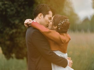 Le nozze di Denise e Minkoo