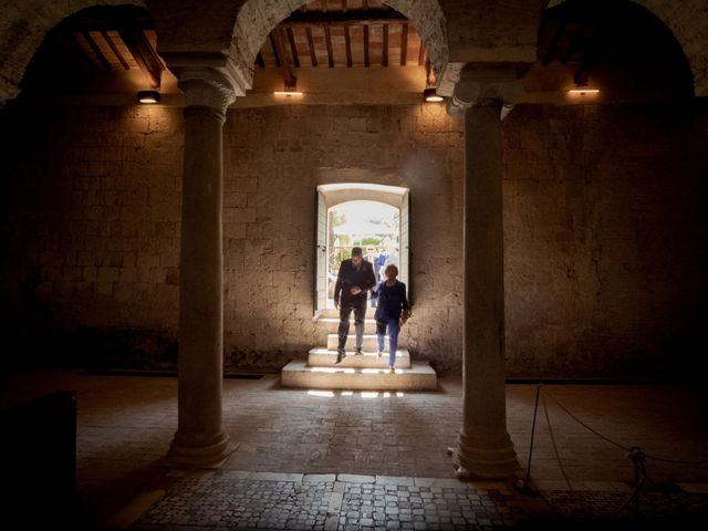 Il matrimonio di Claudio e Eleonora a Ponzano Romano, Roma 3