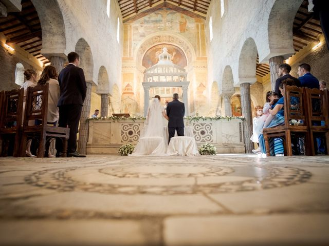 Il matrimonio di Claudio e Eleonora a Ponzano Romano, Roma 9