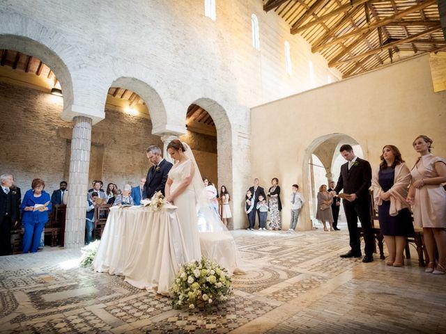Il matrimonio di Claudio e Eleonora a Ponzano Romano, Roma 11