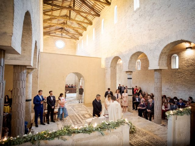 Il matrimonio di Claudio e Eleonora a Ponzano Romano, Roma 13