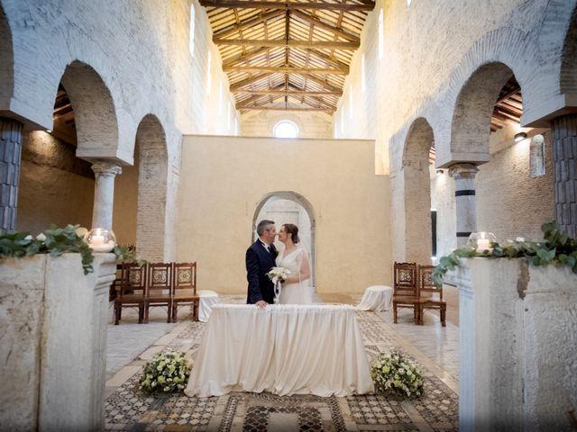 Il matrimonio di Claudio e Eleonora a Ponzano Romano, Roma 14