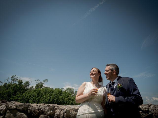 Il matrimonio di Claudio e Eleonora a Ponzano Romano, Roma 18