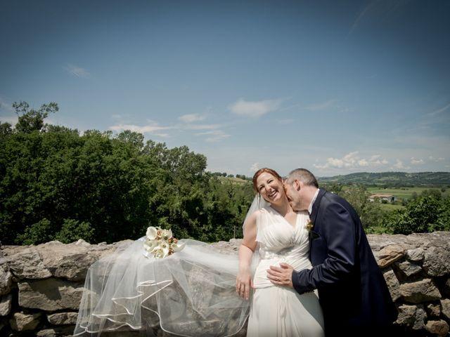 Il matrimonio di Claudio e Eleonora a Ponzano Romano, Roma 19