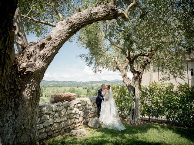 Il matrimonio di Claudio e Eleonora a Ponzano Romano, Roma 20