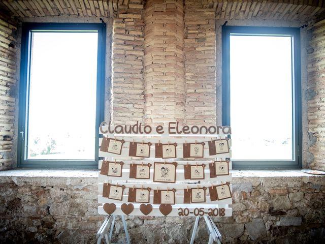 Il matrimonio di Claudio e Eleonora a Ponzano Romano, Roma 25