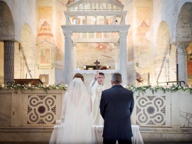 Il matrimonio di Claudio e Eleonora a Ponzano Romano, Roma 42