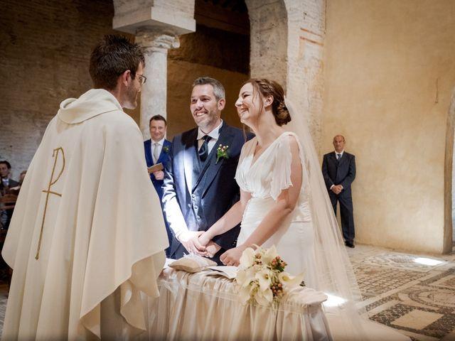 Il matrimonio di Claudio e Eleonora a Ponzano Romano, Roma 43