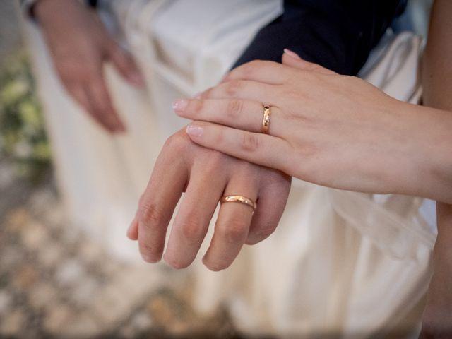 Il matrimonio di Claudio e Eleonora a Ponzano Romano, Roma 46