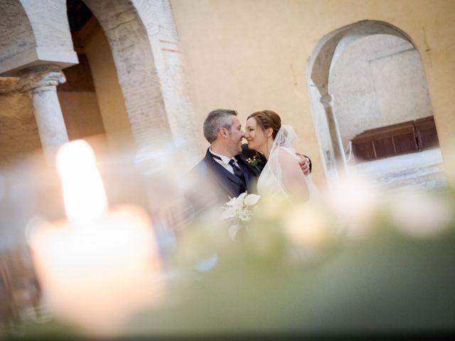 Il matrimonio di Claudio e Eleonora a Ponzano Romano, Roma 47