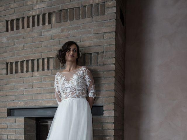 Il matrimonio di Simone e Francesca a Chignolo Po, Pavia 7