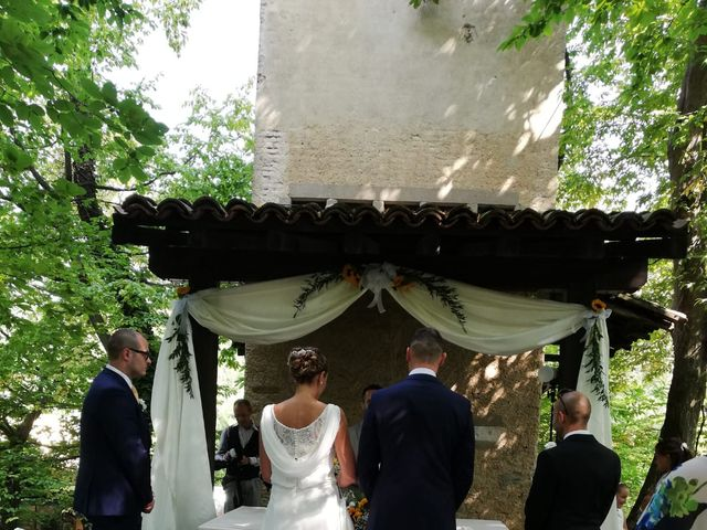 Il matrimonio di Luca  e Chiara  a Malnate, Varese 1