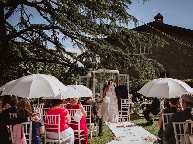Il matrimonio di Enzo e Nazzarena a Grumello del Monte, Bergamo 43