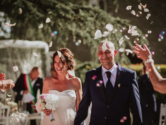 Il matrimonio di Enzo e Nazzarena a Grumello del Monte, Bergamo 69