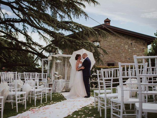 Il matrimonio di Enzo e Nazzarena a Grumello del Monte, Bergamo 89