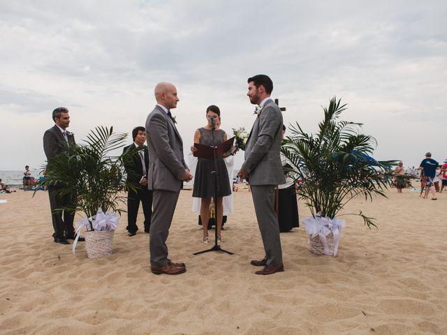 Il matrimonio di Knox e Mark a Reggio di Calabria, Reggio Calabria 25