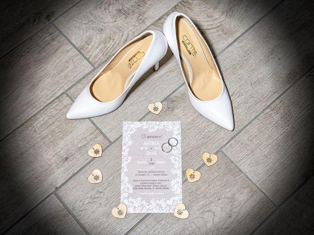 Il matrimonio di Andrea e Irene a Cassano d'Adda, Milano 5