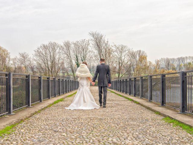 Il matrimonio di Andrea e Irene a Cassano d'Adda, Milano 22