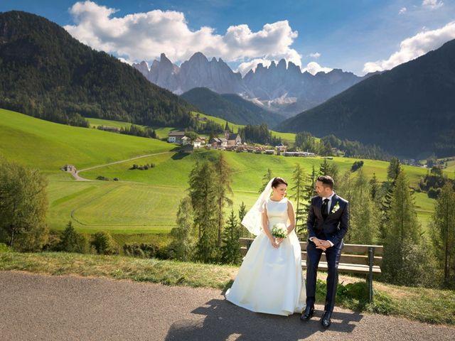 Il matrimonio di Andrea e Silvia a Bolzano-Bozen, Bolzano 85