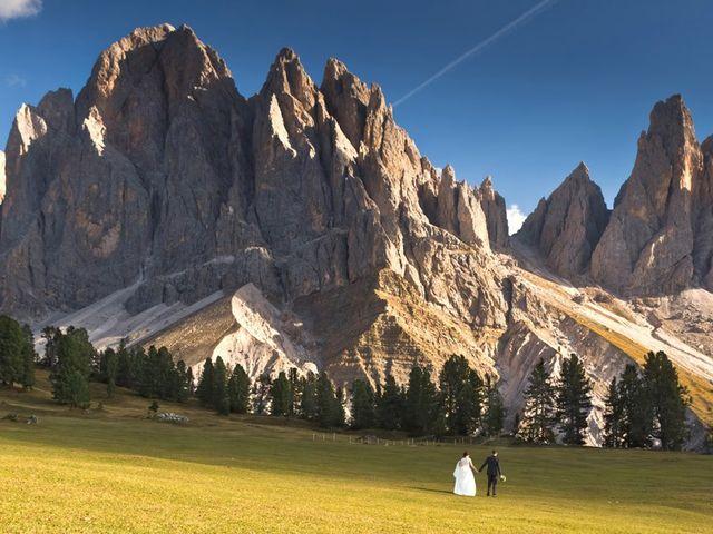 Il matrimonio di Andrea e Silvia a Bolzano-Bozen, Bolzano 123