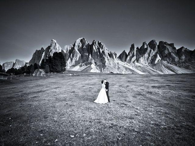 Il matrimonio di Andrea e Silvia a Bolzano-Bozen, Bolzano 1