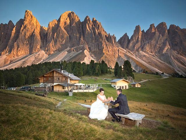 Il matrimonio di Andrea e Silvia a Bolzano-Bozen, Bolzano 2