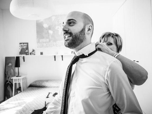 Il matrimonio di Marco e Patrizia a Fabriano, Ancona 2
