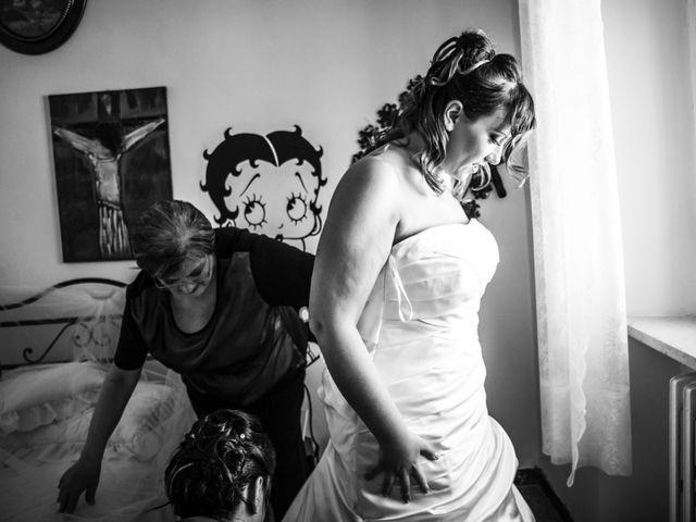 Il matrimonio di Marco e Patrizia a Fabriano, Ancona 6