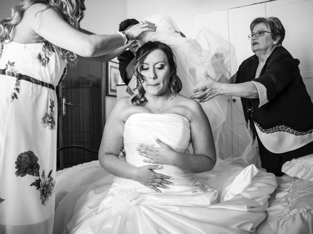 Il matrimonio di Marco e Patrizia a Fabriano, Ancona 8