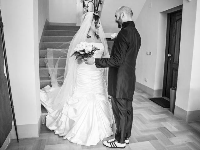 Il matrimonio di Marco e Patrizia a Fabriano, Ancona 11