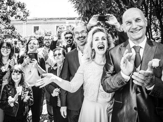 Il matrimonio di Marco e Patrizia a Fabriano, Ancona 12