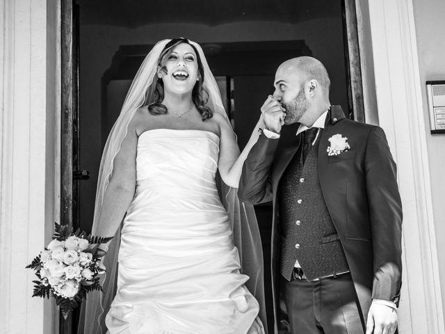 Il matrimonio di Marco e Patrizia a Fabriano, Ancona 13