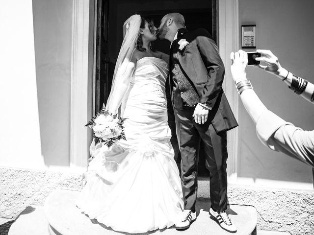 Il matrimonio di Marco e Patrizia a Fabriano, Ancona 14