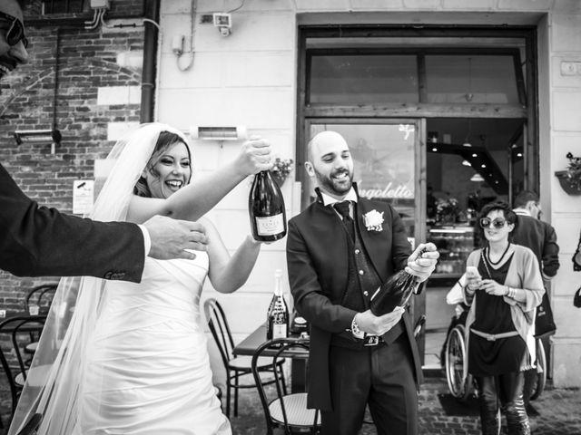Il matrimonio di Marco e Patrizia a Fabriano, Ancona 18