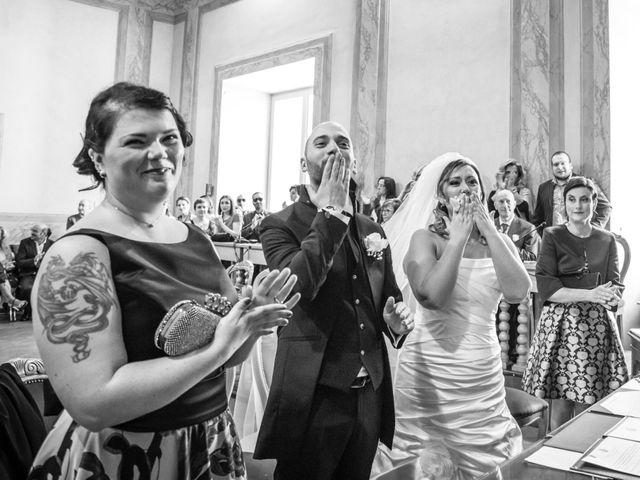 Il matrimonio di Marco e Patrizia a Fabriano, Ancona 23