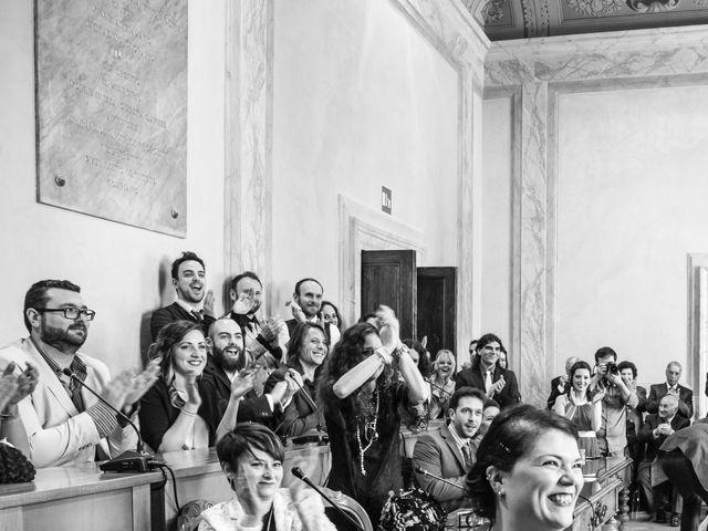 Il matrimonio di Marco e Patrizia a Fabriano, Ancona 24