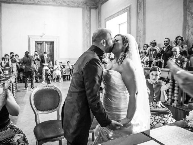 Il matrimonio di Marco e Patrizia a Fabriano, Ancona 25