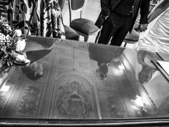 Il matrimonio di Marco e Patrizia a Fabriano, Ancona 27
